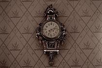 """Das Café hieß """"Time""""."""