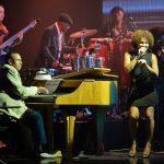 """SoyDeCuba  Die kubanische Musiklegende Rembert Egues komponierte die Musik von """"Soy de Cuba"""". Auf der Bühne ist er jeden Abend als musikalischer Leiter live dabei.  Copyright: Philippe Fretault"""