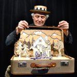 KinderkulturLangenegg StadtmusikantenDie Bremer Stadtmusikanten spielen am 4. Februar im Langenegger Dorfsaal auf.Copyright: Theater der Figur