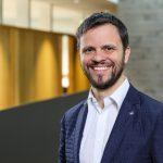i+R-Gruppe Markus Schaub  Markus Schaub ist als CFO nun für den gesamten Finanzbereich der i+R Gruppe verantwortlich.  Copyright: i+R Gruppe/Dietmar Walser, Abdruck honorarfrei zur Berichterstattung über die i+R Gruppe GmbH. Angabe des Bildnachweises ist Voraussetzung.