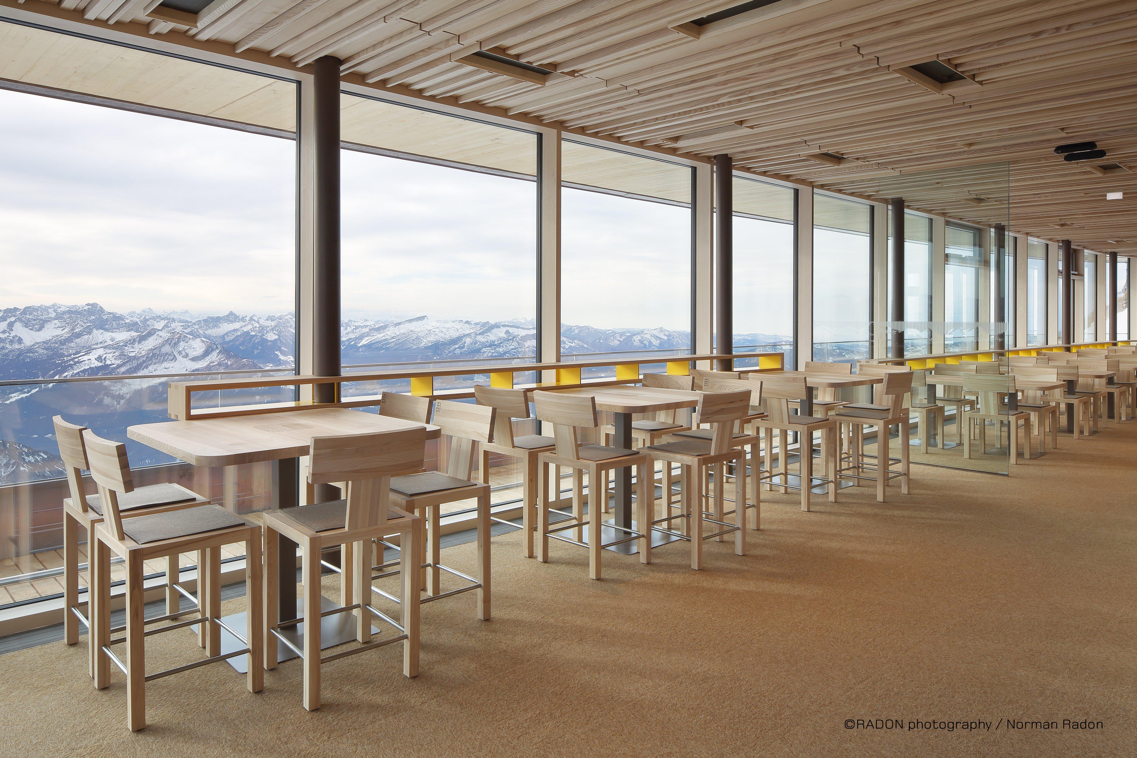 Längle Hagspiel Bringt Edles Tischlerhandwerk Auf Den Gipfel Pzwei