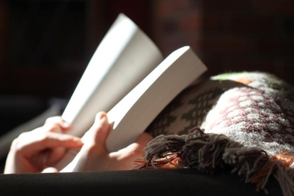 Plädoyer fürs Lesen