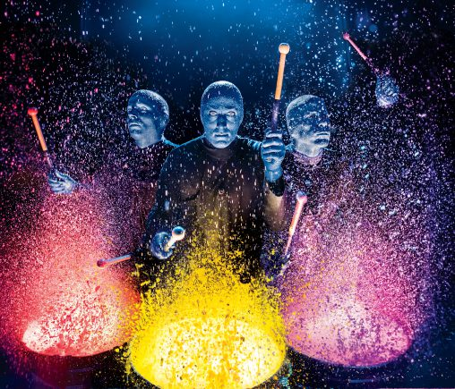 Blue Man Group Bregenz Festspielhaus 2018