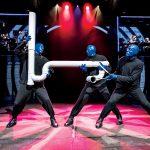Blue Man Group Festspielhaus Bregenz 2018  Das Drumbone ist nur eines der besonderen Instrumente der Blue Man Group.  © 2015 Lindsey Best
