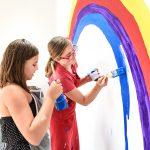 Art Bodensee 2017 Kunst.Kids  Auch für Kinder und Jugendliche bietet die Art Bodensee ein spannendes Programm.  Copyright: Udo Mittelberger   www.udomittelberger.com