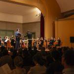 """Hohenems, Emsiana, Eroeffnung, Kunst, Ausstellung  Das Eröffnungskonzert gestaltete traditionellerweise die """"tonart sinfonietta"""". Begleitet wurde das Ensemble von Johannes Schwendinger (Bass).  Lisa Mathis  Mathis Fotografie GmbH  www.lisamathis.at  foto@lisamathis.at  +436504121984  Raiba Rankweil  Konto Nr. 84 400  BLZ 37 461"""