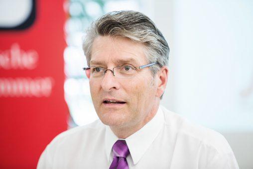 Jürgen Rehak, Präsident der Vorarlberger Apothekerkammer