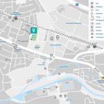 """Lageplan """"smart WOHNEN am Riedpark""""  Das Projekt """"smart WOHNEN am Riedpark"""" liegt zentral zwischen Ober- und Unterlauchringen.  Copyright: i+R Dietrich Wohnbau/Banholzer Projektenwicklungen GmbH."""