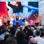 AdWin 2017: Dance Art Company  Die Kids von der Dance Art Company sorgten bei der AdWin-Verleihung für einen fulminanten Auftakt.  Copyright: Michael Nussbaumer. Abdruck honorarfrei zur Berichterstattung über den AdWin 2017. Angabe des Bildnachweises ist Voraussetzung.