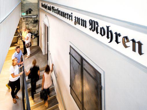 Mohrenbrauerei, Museum, Imagebild, Dornbirn