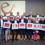 e5-Event 2017: alle Bürgermeister