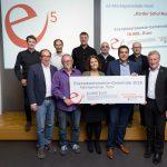 e5-Event 2017: Hard ist Energie-Autonomie-Gemeinde 2018