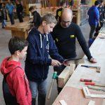 erster i+R Lehrlings-Infotag: Fensterbau