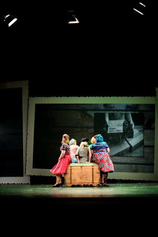 Vorarlberger Landeskonservatorium Haendel with care Theater Lindau 2017
