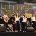 Schulband im Rahmenprogramm der Lehrlingsmesse im Walgau