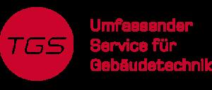 Logo TGS - Umfassender Service für Gebäudetechnik