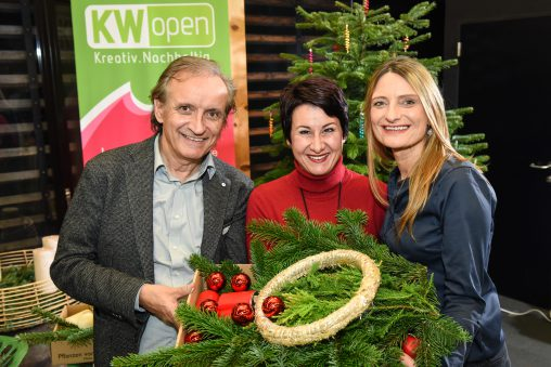 Adventkranzbinden 20 Jahre KW open