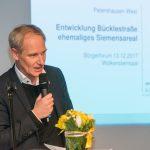 Bürgerforum von i+R in Konstanz: Bürgermeister
