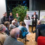 Bürgerforum von i+R in Konstanz: Thementische