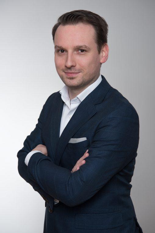 Mositech-Vertriebsleiter Christian Schneegass