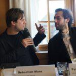 alpenarte, Sebastian Manz, Petrit Ceku, PK 2018