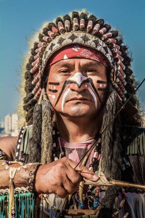 Wer hat's erfunden? Die Indianer!
