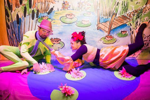 10 Jahre ALPLA Kids: Kindertheater Frogo & Lele