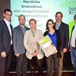 Tomaselli Gabriel Bau: Auszeichnung als familienfreundlicher Betrieb