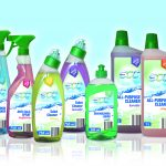 Ecological Cleaning and Care Product Range