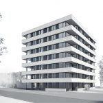 WSH-i+R-Wohnbau-Visualisierung-Brachsenweg-Bregenz.jpg  Die neue Wohnanlage der WSH am Brachsenweg in Bregenz bietet moderne Wohnungen mit hoher Wohnqualität – und das in Seenähe.  Baumschlager Baumschlager Hutter Partner, Dornbirn. Abdruck honorarfrei zur Berichterstattung über die i+R Gruppe. Angabe des Bildnachweises ist Voraussetzung.