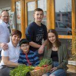 Familie Martin und Daniela Hehle, Biobauern in Hörbranz