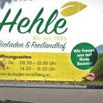Neues Logo Biobauernhof Hehle, Hörbranz