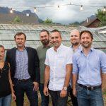 GRASS: Ausbildner-Team + Geschäftsführer