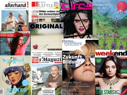 Vorarlberger Medien von A - Z
