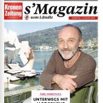 Cover s'Magazin usm Ländle