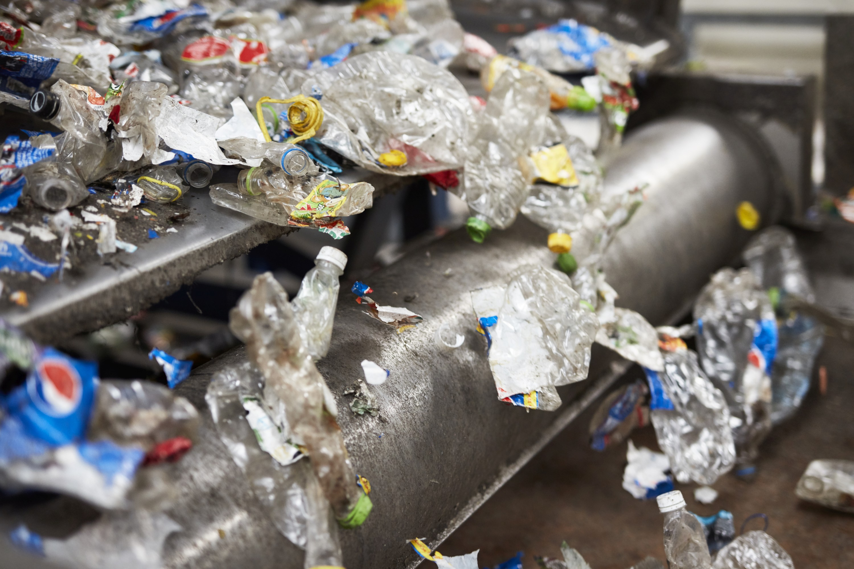 PET-Recycling in Radomsko