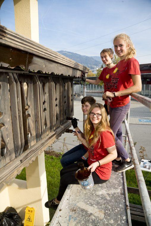 Kaplan Bonetti: 72 Stunden ohne Kompromiss - Balkon