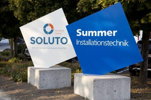 Eröffnung Soluto und Summer am 19.10.2018 in Frastanz