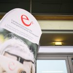 e5-Event-2018: Programm  Der e5-Event 2018 fand im 20. Jubliäumsjahr des Landesprogramms für energieeffiziente Gemeinden in der Fachhochschule in Dornbirn statt.  Copyright: Matthias Rhomberg. Abdruck honorarfrei zur Berichterstattung über das e5-Programm für energieeffiziente Gemeinden. Angabe des Bildnachweises ist Voraussetzung.
