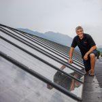 Solaranlagencheck e5-Gemeinde Frastanz  Gemeinsam mit der Nachbargemeinde Nenzing führte die e5-Gemeinde Frastanz einen Solaranlagencheck durch – mit hervorragender Resonanz aus der Bevölkerung.  Copyright: Markus Gmeiner. Abdruck honorarfrei zur Berichterstattung über das e5-Programm für energieeffiziente Gemeinden. Angabe des Bildnachweises ist Voraussetzung.
