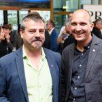 e5-event 2018: Gerhard Stoppel, Andreas Beier