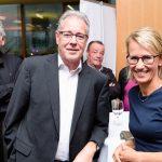 e5-event 2018: Helmut Lampert, Christina Schneider