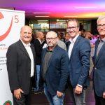 e5-event 2018: Karl-Heinz Kaspar, Christian Voegel, Christian Gantner, Josef Burtscher