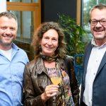 e5-event 2018: Karl Thaler, Martina Brandstetter, Michael Marx