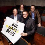 "Präsentation der ""Bus Bahn Beats""-Kampagne"