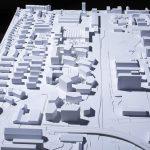 Nachnutzung Siemens-Areal Konstanz: Modell
