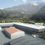 i+R Spatenstich Martin GmbH: Visualisierung