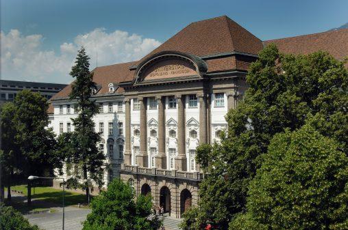 Universität Innsbruck: Hauptgebäude
