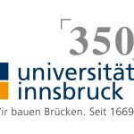 Universität Innsbruck: Logo 350-Jahr-Jubiläum