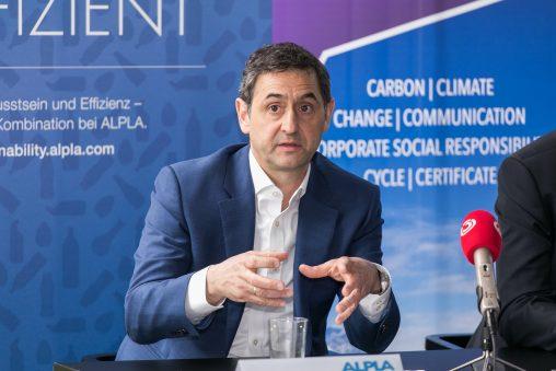 ALPLA Studienpräsentation: Dr. Christoph Hoffmann